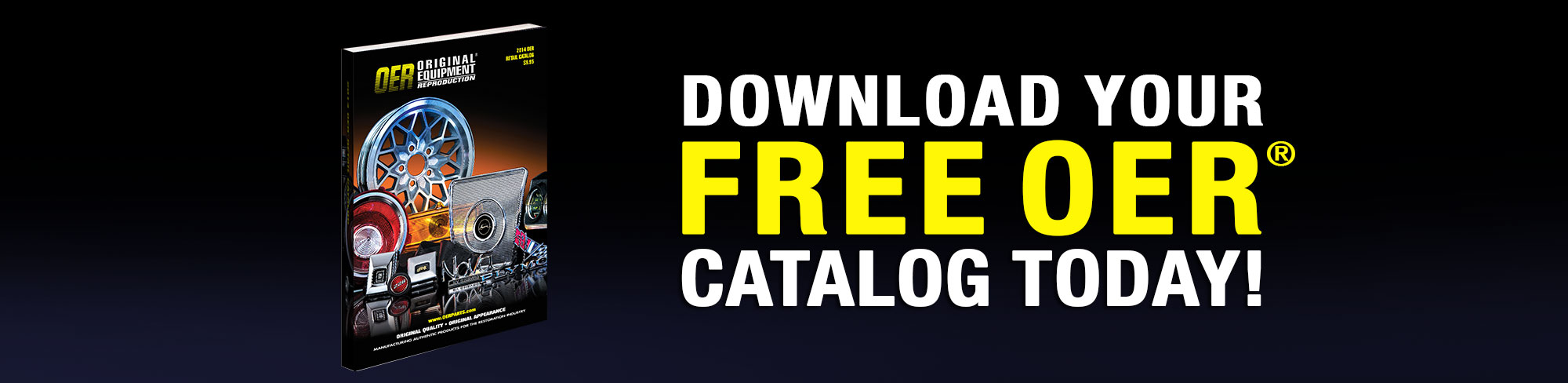 Download Your FREE OER Catalog Today!