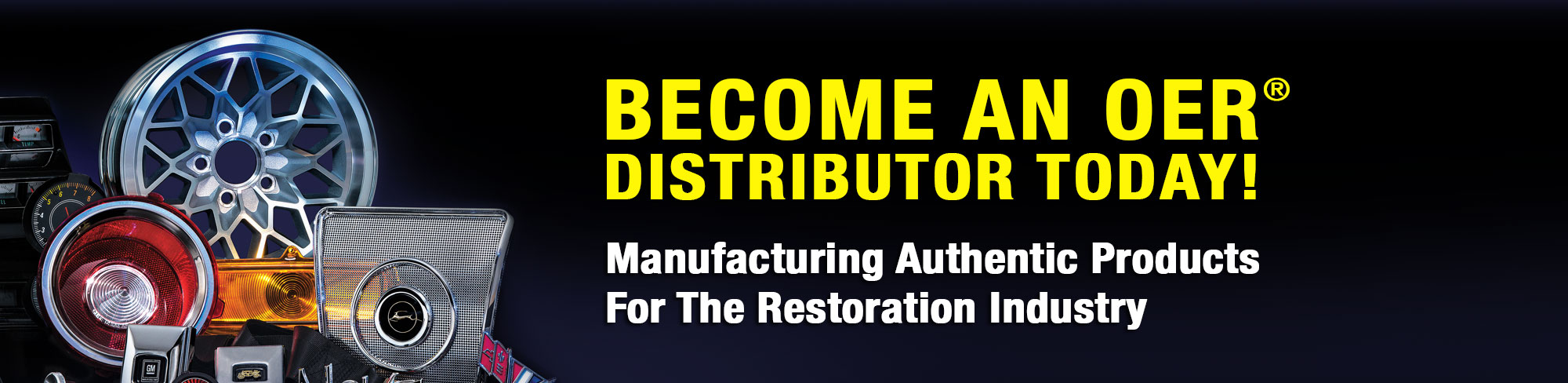 Become An OER Distributor Today!